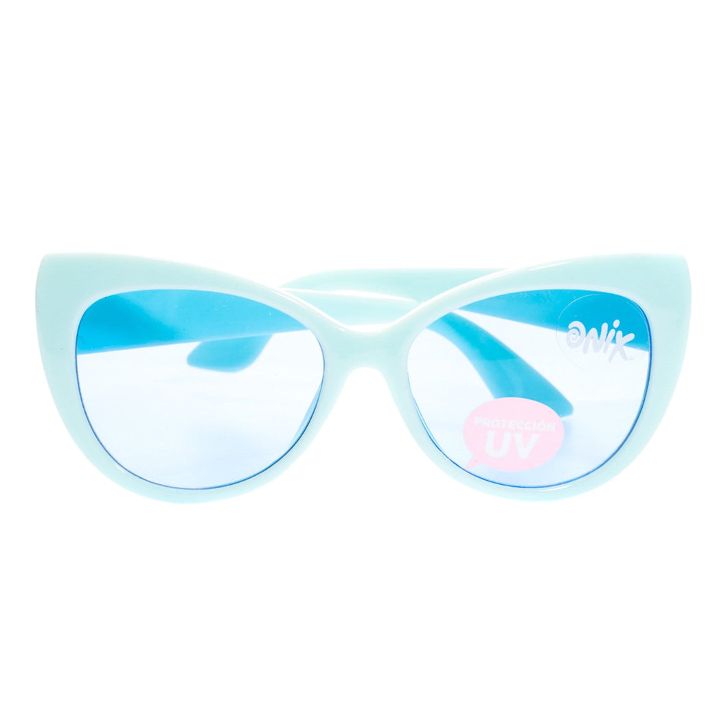 Lentes Cat Eyes Azul