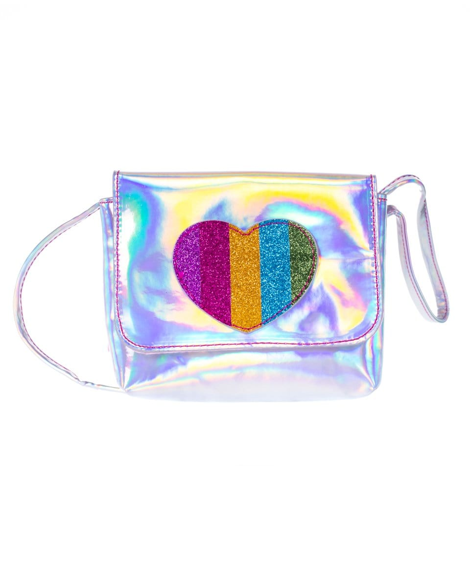 Crossbody corazon