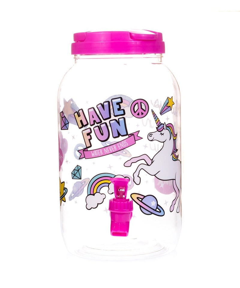 Dispensador  de agua Unicornio
