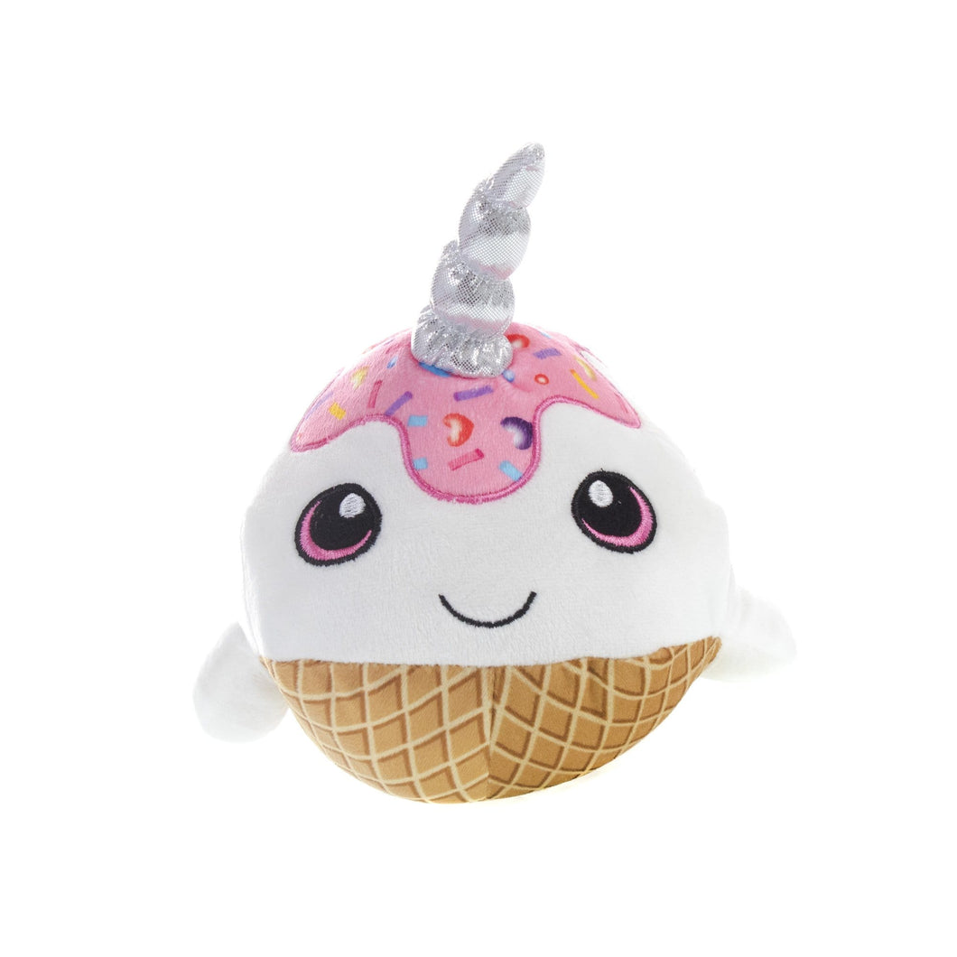 Peluche Ice Dream Narval Bubble