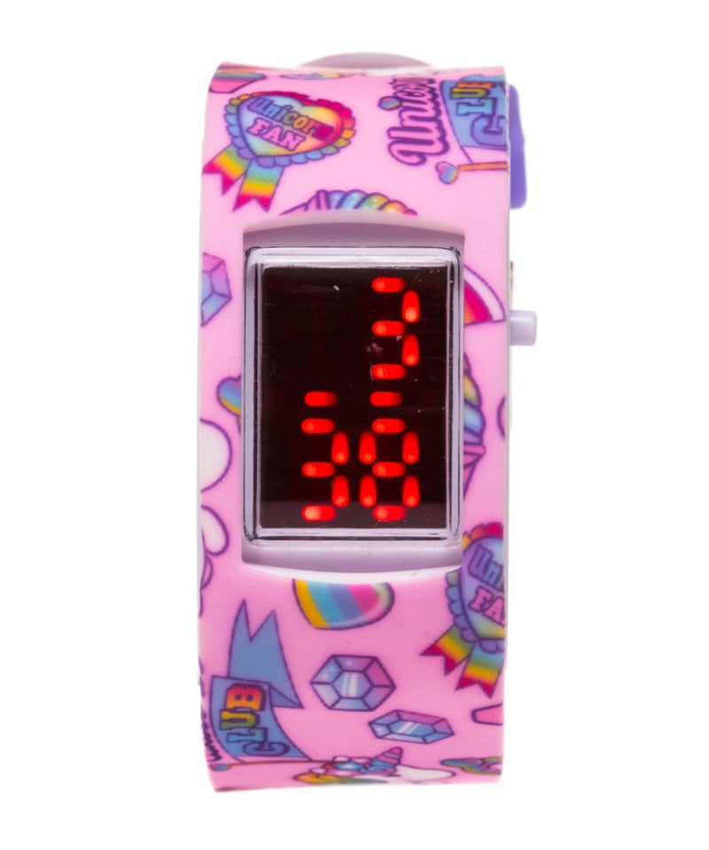 Reloj Digital Jelly Unicorn Club Onix