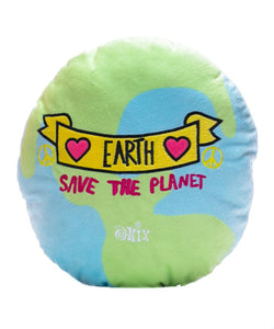 Cojin Save the planet