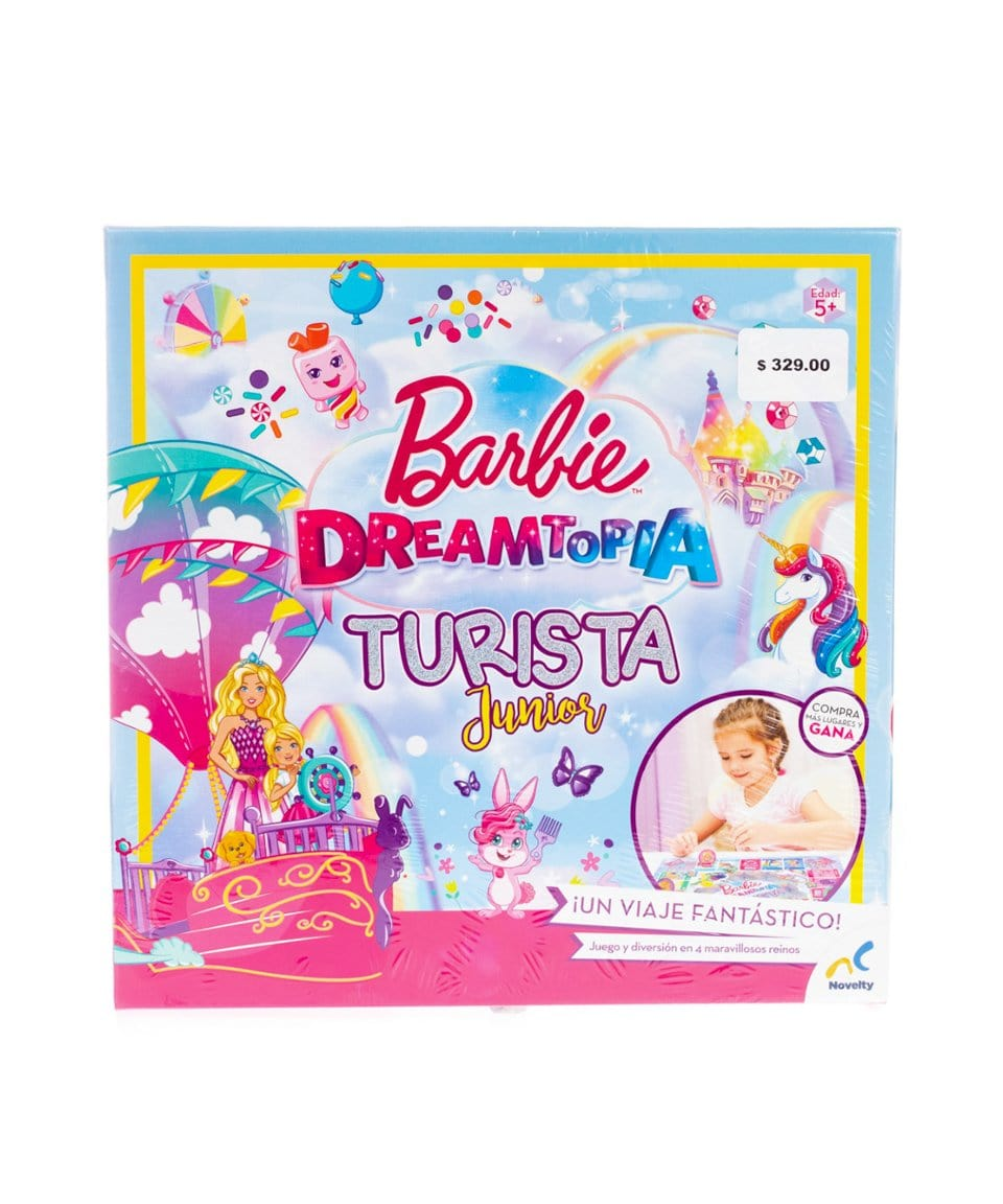 Turista Barbie dreamtopia
