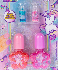Kit de Esmaltes Unicornio