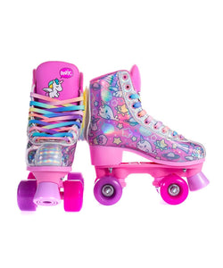 Patines Unicornio Espacial