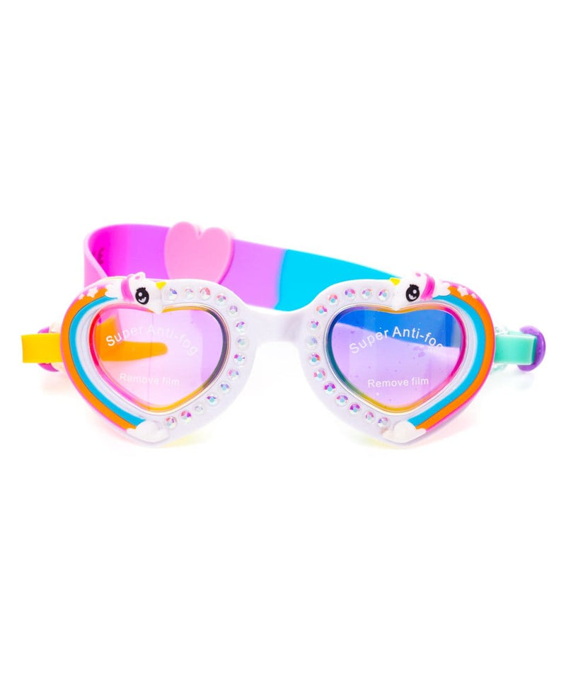 Goggles Pony Ride Rainbow