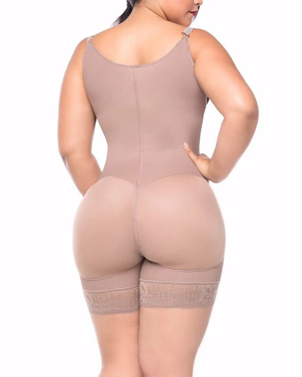 Underbust Body Shaper with Zipper