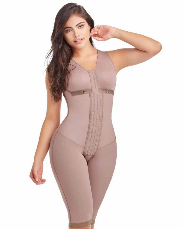 high compression slimming body shaper
