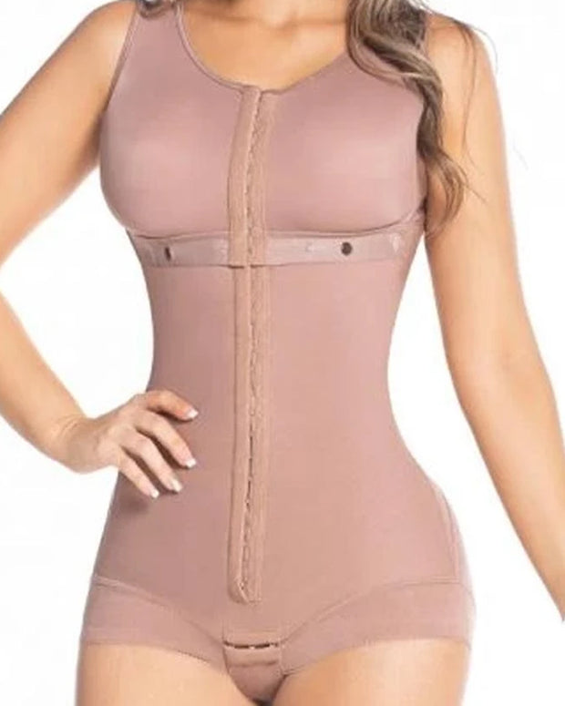 High compression Women's Body Slimming bodysuit