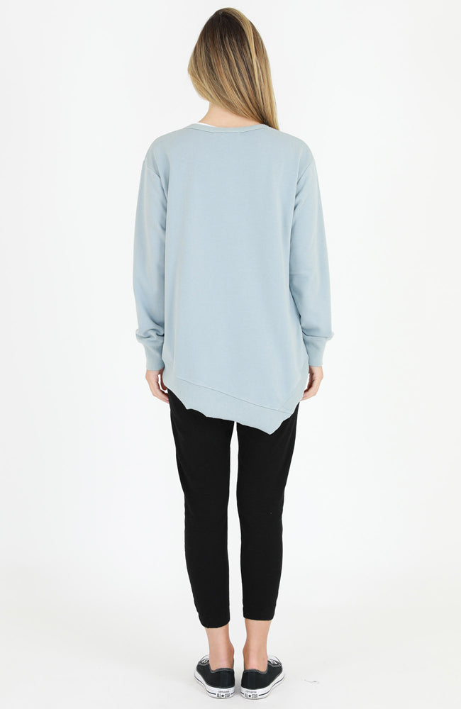 Newhaven Sweater - Blue