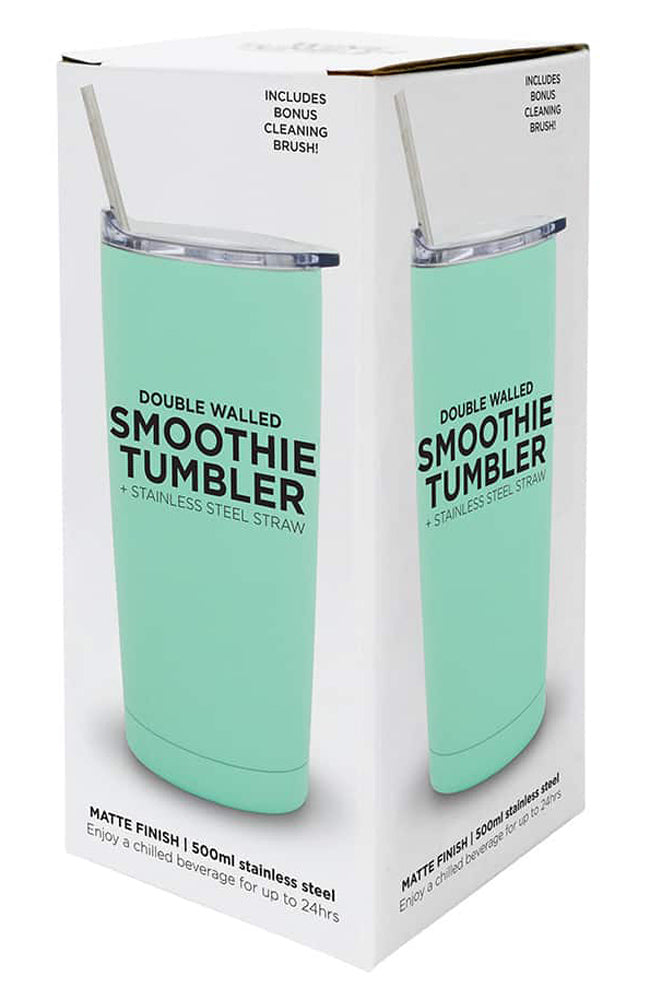 Smoothie Cup Stainless I  Mint