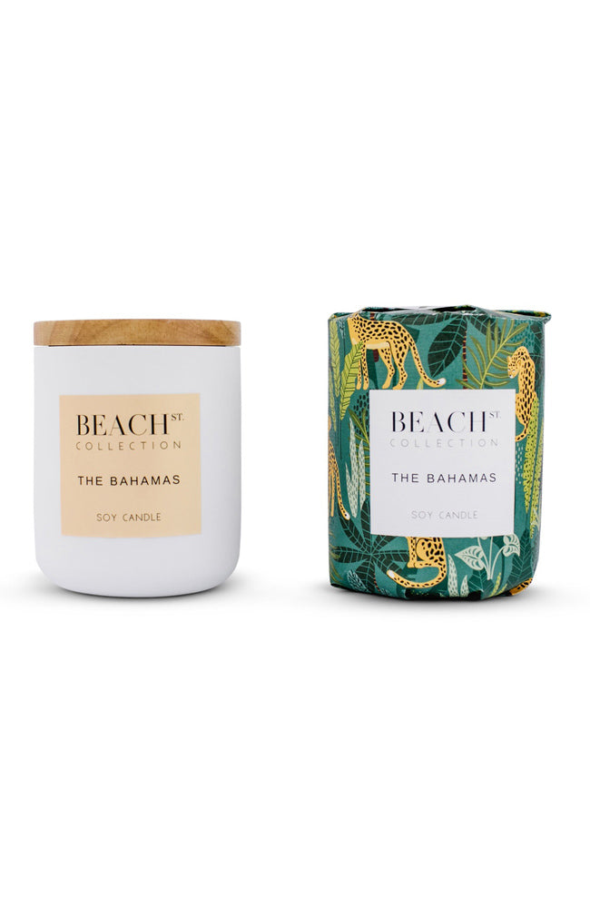 The Bahamas Candle