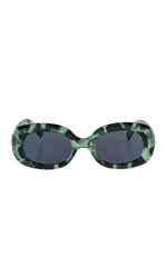 Lady Grandzigger Sunglasses - Jungle Green