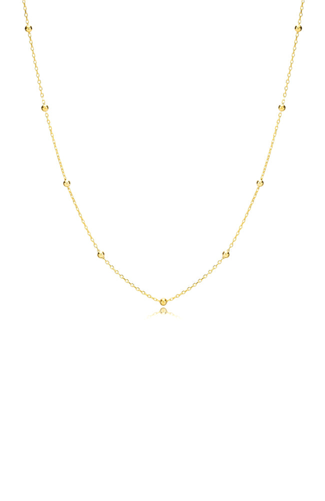 Satellite Chain I Gold