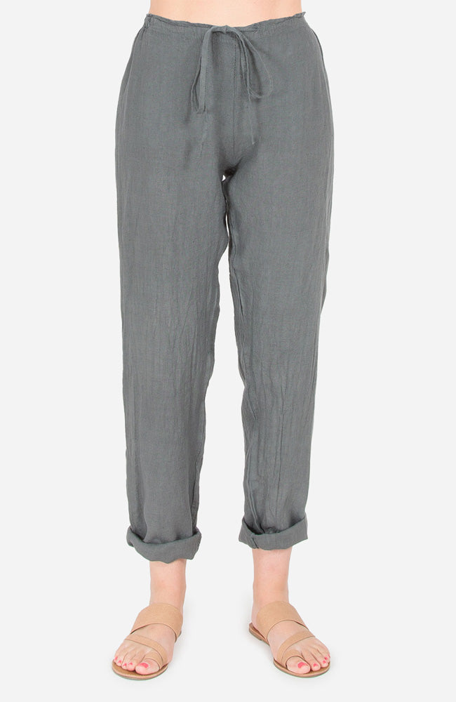 Run Away With Me Pant  I Charcoal