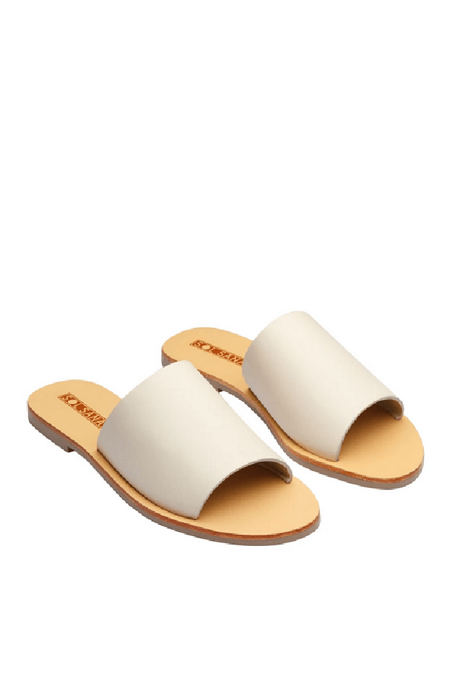 Teresa Slide - Off White