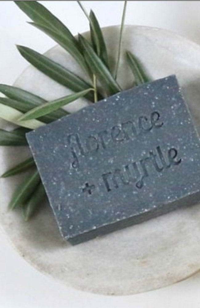 Soap I Activated Charcoal Facial Bar