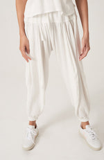 The Bragg Pant - White