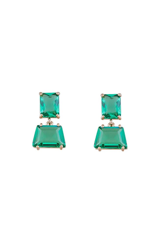 Retro Crystal Earring
