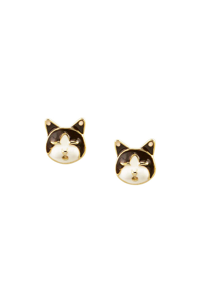 Lilly Cat Earring