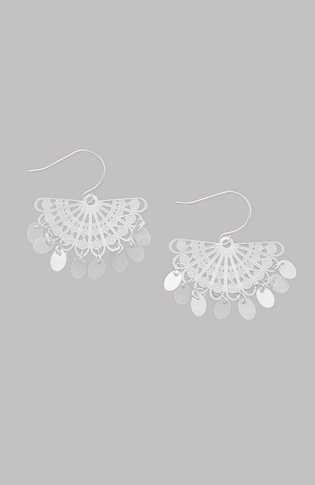 Fan Tinkled Earring