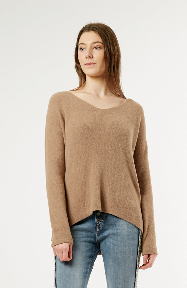 Harlow Knit - Clay