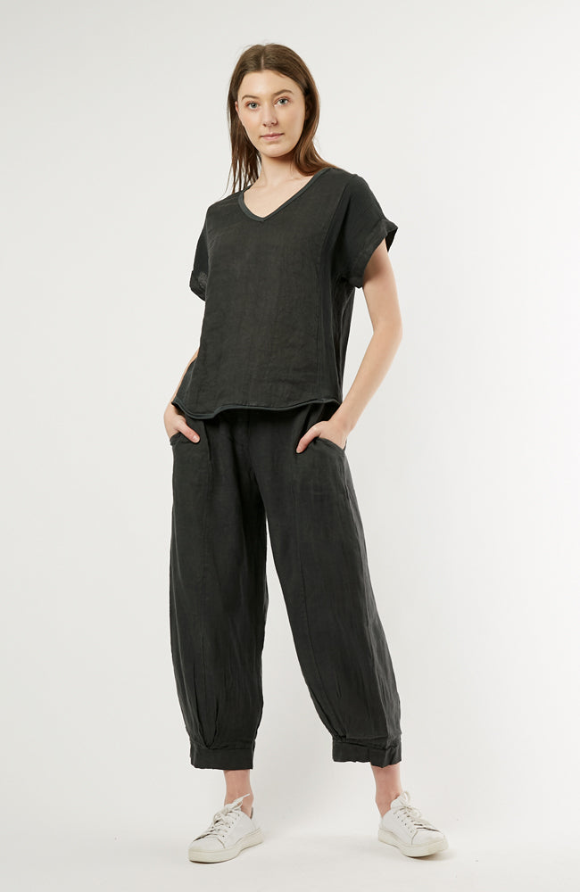 The Forrest Pant - Charcoal