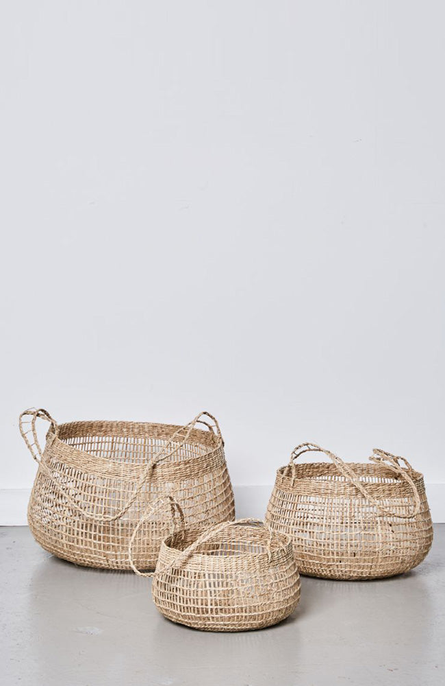 Lally Woven Basket - Large