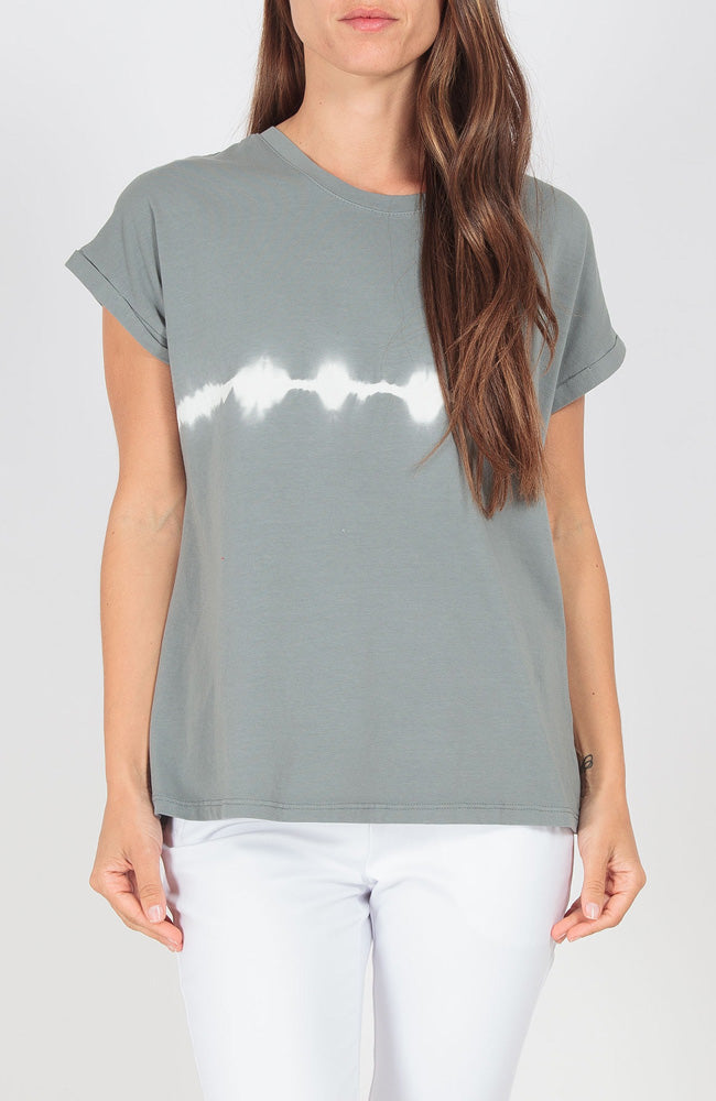 Morning Light Tee I Charcoal