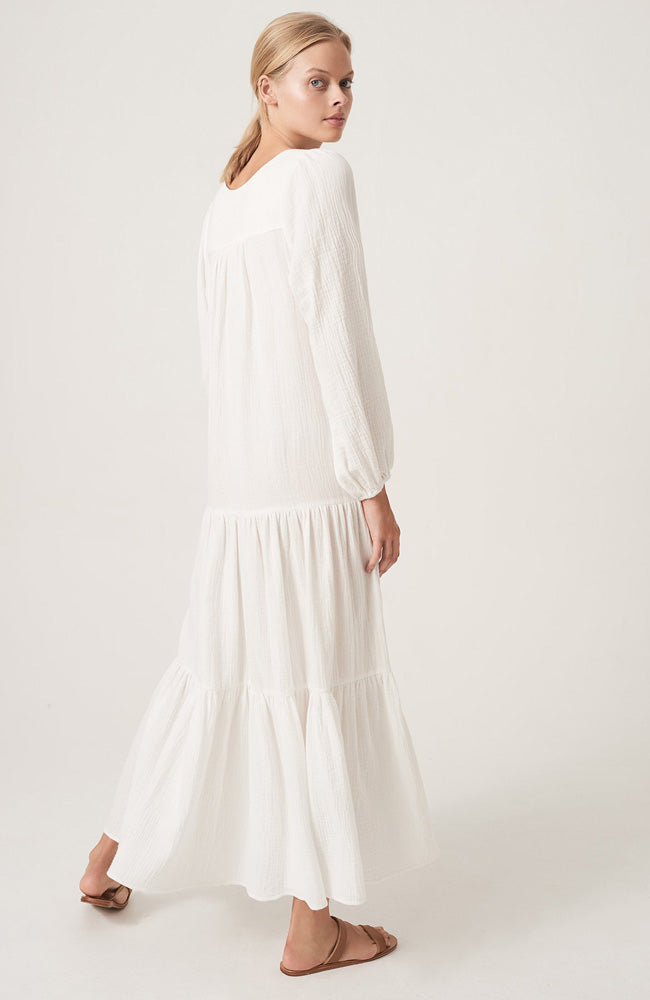 Remember Me Maxi Dress I White