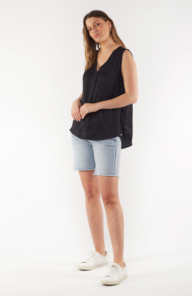 Sierra Top - Black