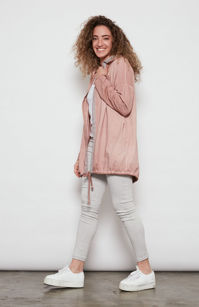 Superstar Jacket - Blush