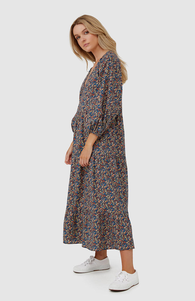 Willow Dress - Ditsy Floral