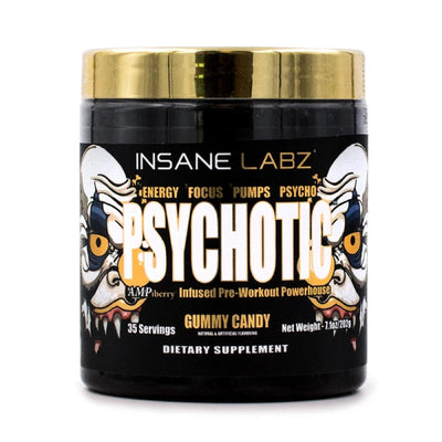 Insane Labz Psychotic Gold | Size Up Supplements