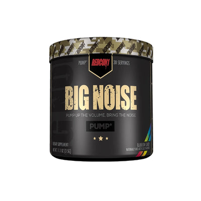RedCon1 Big Noise Blue | Size Up Supplements