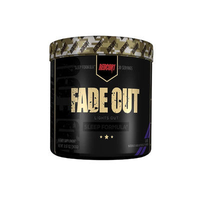 RedCon1 Fade Out | Size Up Supplements