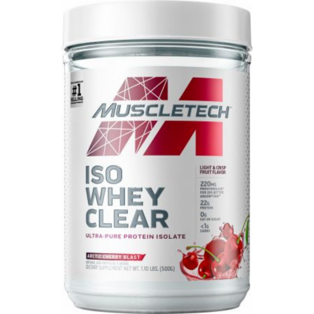 Muscle Tech ISO Whey Clear