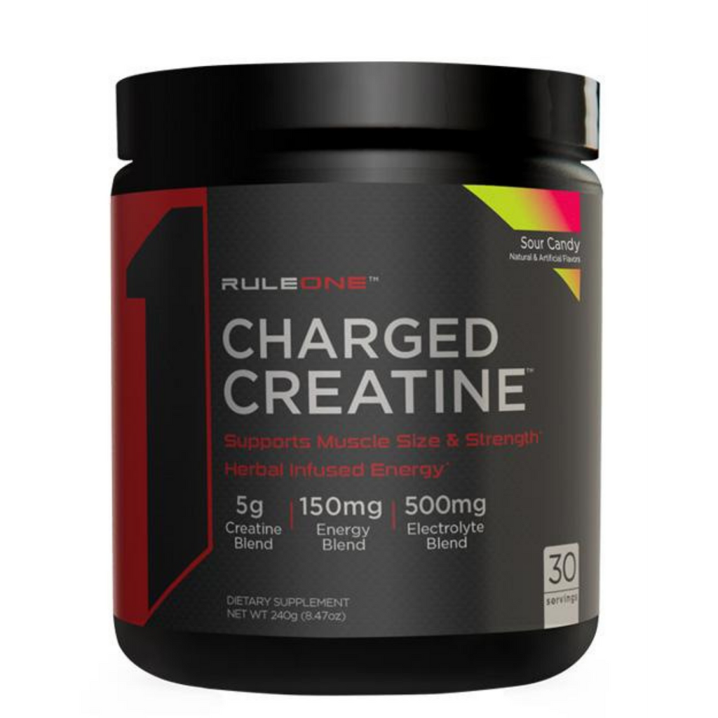 Rule 1 Charged Creatine