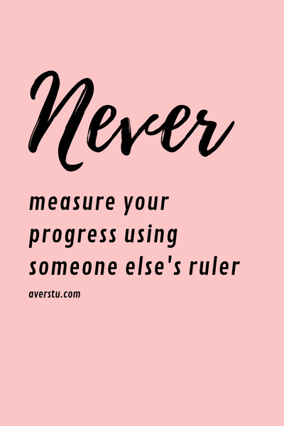Use Your Own Ruler