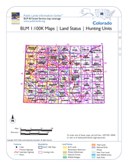 Colorado BLM Maps