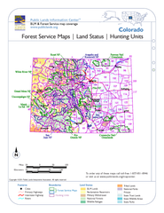 Colorado Forest Service Maps