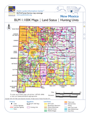 New Mexico BLM Maps