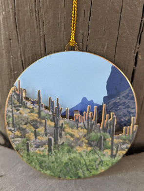 Ornament: Sabino Canyon