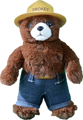 Plush: Smokey Bear 8