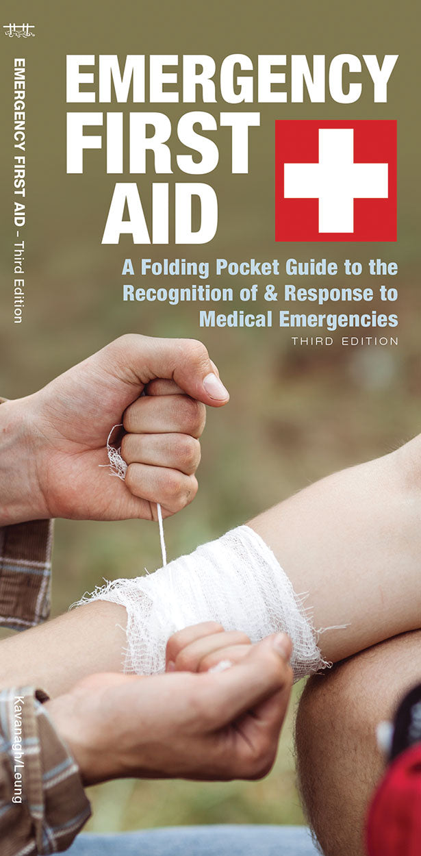 Pocket Naturalist: Emergency First Aid