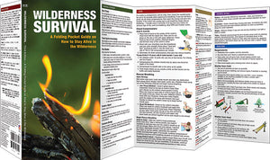 Pocket Naturalist: Wilderness Survival