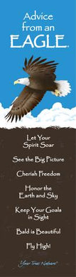 Bookmark: Advice From an Eagle