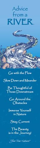 Bookmark: Advice From a River