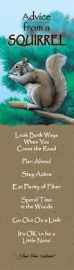 Bookmark: Advice From a Squirrel