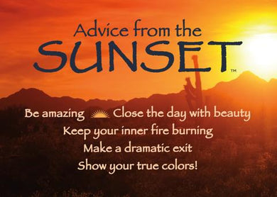 Magnet: Advice From Sunset